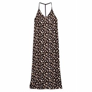 TopShop Spotty Maxi Dress